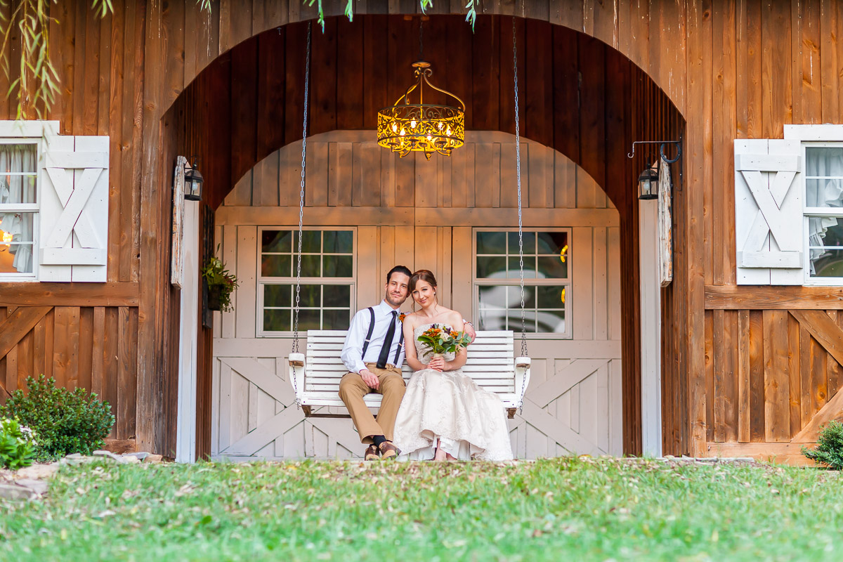 Styled Shoot - Jenny and Adam